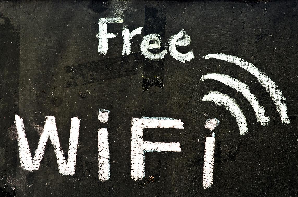 реклама через wi-fi